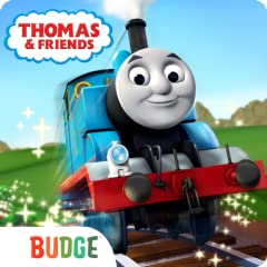 DRIVE your engine at your own speed PICK Thomas, Emily or 14 other engines! PLAY with Ashima and Raul from the movie The Great Race! WIN toys and decorations to customize your train set RIDE freely and blow the whistle! FUN MINI GAMES RIDE the canyon...