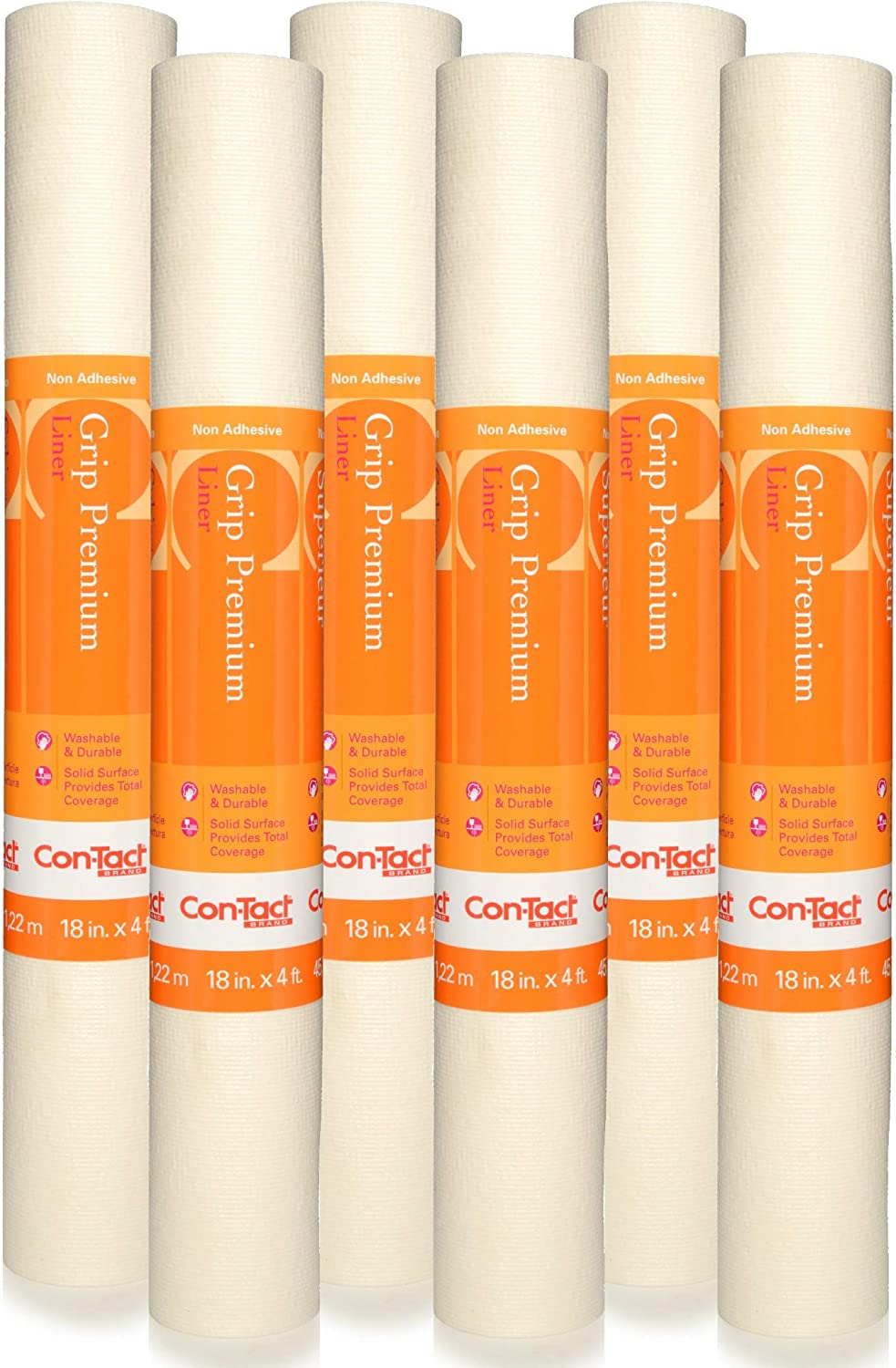 Con-Tact Columbus Mall Brand Grip Overseas parallel import regular item Premium Solid and Non-Adhesive D Shelf Thick