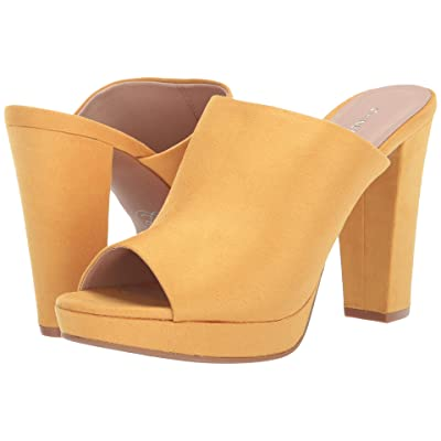 Chinese Laundry Albright (Sunflower Fine Suede) Women