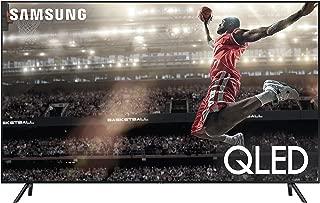 Samsung QN82Q60RAFXZA Flat 82-Inch QLED 4K Q60 Series Ultra HD Smart TV with HDR and Alexa Compatibility (2019 Model)