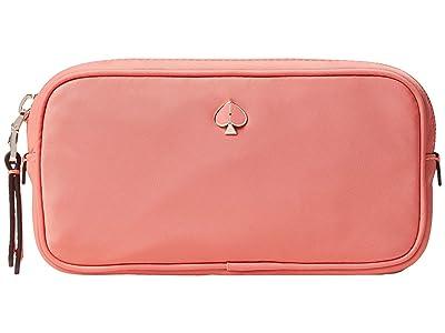 Kate Spade New York Taylor Small Cosmetic (Lychee) Handbags