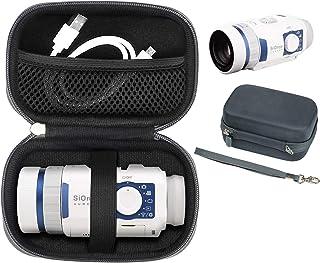CaseSack Tasche für SiOnyx Aurora Nachtsichtkamera, auch für Prynt Pocket Sofortbilddrucker, Kinderkamera, Unterwasserkamera, Unterwasser Camcorder
