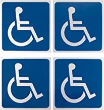 Best disabled parking space sign Reviews