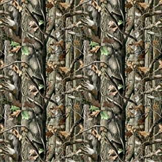 Havercamp Hunting Camo Party Collection Camo Table Cover (54