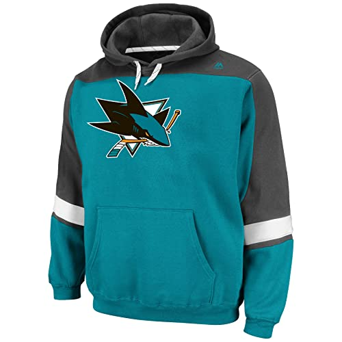8b58a7948 NHL Youth Long Sleeve Classic Hooded Fleece Pullover