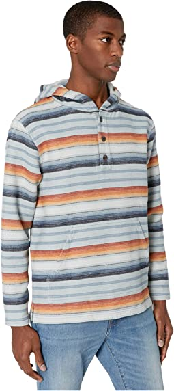 Blue/Rust Serape