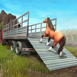 Horse Transport Simulator Game: My Riding Horse