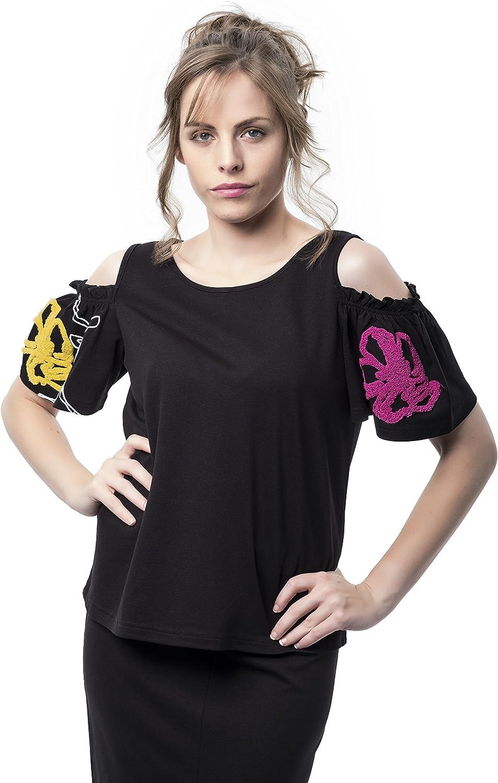 Mamatayoe Gitanillas Camiseta para Mujer