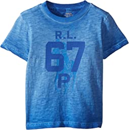 Polo Ralph Lauren Kids Cotton Jersey Graphic T-Shirt (Toddler)