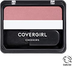 COVERGIRL Cheekers Blendable Powder Blush Deep Plum, .12 oz (packaging may vary), 1 Count