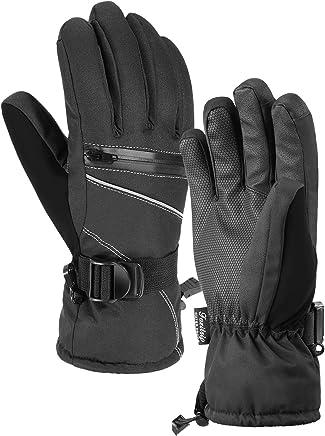 0660d279c6 Gants d'hiver Hommes/Femmes | Gants de Ski avec Fonction Tactile en 3M