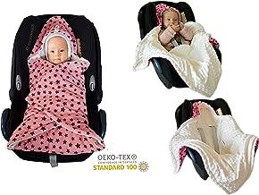baby car seat blanket wrap
