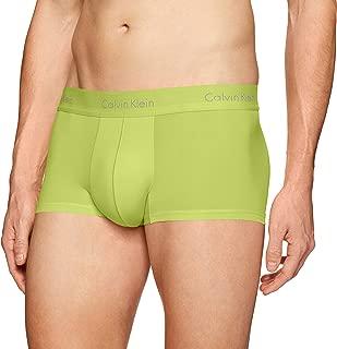 Calvin Klein Men's Weightless Micro Low Rise Trunk