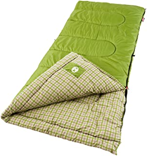 Coleman Green Valley Cool Weather Adult Sleeping Bag
