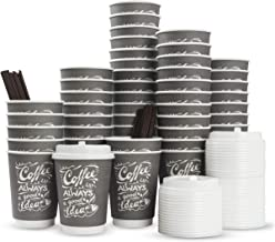 12oz takeaway coffee cups
