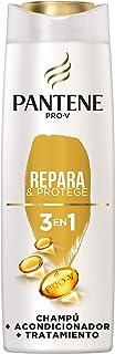 Pantene Pro-V Repara & Protege Champú Acondicionador y Tratamiento 3 En 1 Combate al Instante Los Signos Del Daño 300 ml