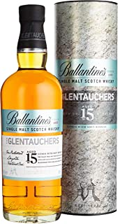 "Ballantine""s THE GLENTAUCHERS 15 Years Old Single Malt Scotch Whisky mit Geschenkverpackung 1 x 0.7 l"