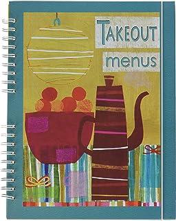 Meadowsweet Kitchens Takeout Menu Organizer - Colorful Kitchen