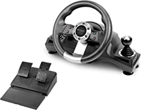 Subsonic SA5156 – Drive Pro Sport Racing Wheel for Playstation 4, PS4 Slim, PS4..
