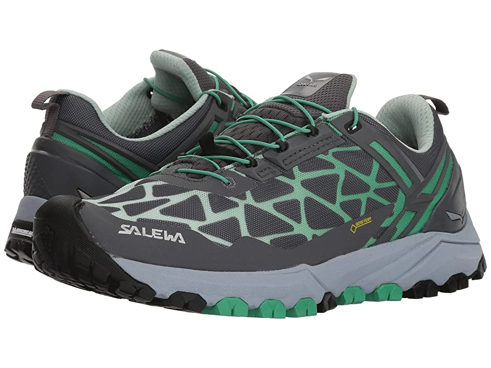 SALEWA Multi Track GTX (Charcoal/Ming Green) Women
