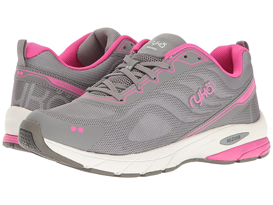 Ryka Kindred (Summer Grey/Frost Grey/Athena Pink) Women