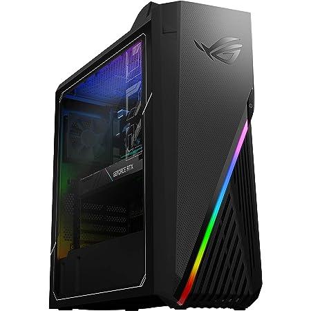 ROG Strix GA15DH Gaming Desktop PC, AMD Ryzen 7 3800X, GeForce RTX 2070 Super, 16GB DDR4 RAM, 512GB PCIe SSD + 1TB HDD, Wi-Fi 5, Windows 10 Home, GA15DH-AH772 (Renewed)