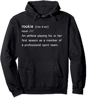 Rookie Definition Hoodie