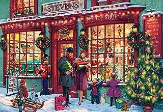 Buffalo Games - Christmas Toyshop - 2000 Piece Jigsaw Puzzle