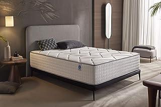 Naturalex | Memory S | Colchón 80x200 Cm Gama Premium | Máximo Confort Sistema AirPlus Multicapas | Doble Cara Viscoelástica | Firmeza Ideal | Hipoalergénico | Plus Zonas de Confort | Reversible