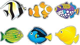 TREND enterprises, Inc. Fish Friends Classic Accents Variety Pack, 36 ct