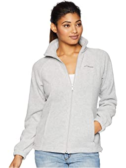 Columbia Womens W Harborside Ii Heavy Weight Fleece Full Zip