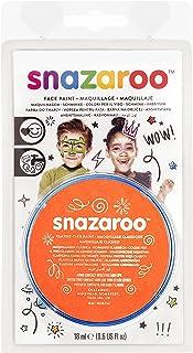 18ML ORANGE Classic Snazaroo Classic Face Paint