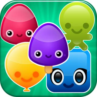 Gummy Match - Fun and addictive match 3 puzzle game!