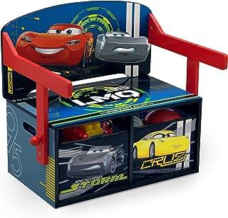 Delta Children Kids Activity Bench, Disney/Pixar Cars