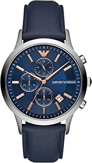 Men's Chronograph Stainless Steel Watch AR11216