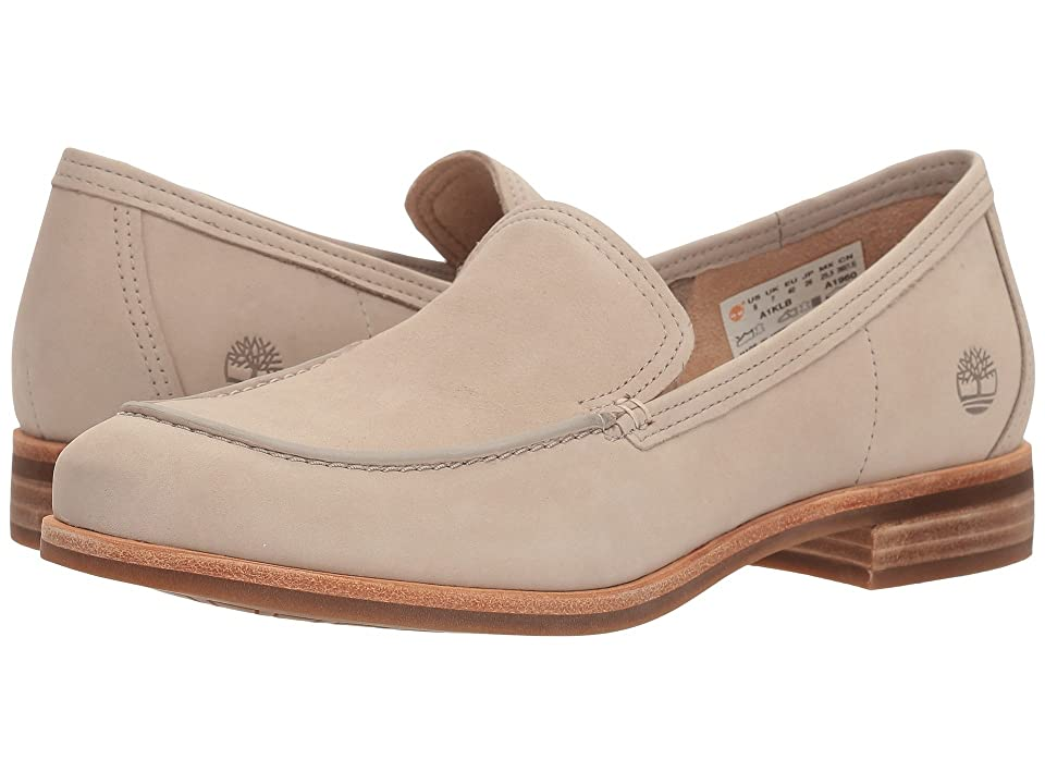 Timberland Somers Falls Loafer (Light Taupe Nubuck) Women