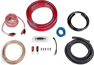 CW Designs AKIT-0G - 1/0 Gauge Amplifier Installation Kit