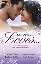 Mills & Boon Loves... - 4 Book Box Set (Unbuttoned by a Rebel)