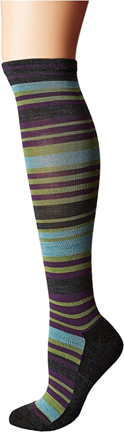 Darn Tough Vermont - Striped Knee High Light Cushion Socks