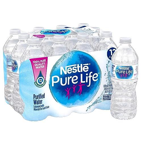 Bottled Waters: Amazon com