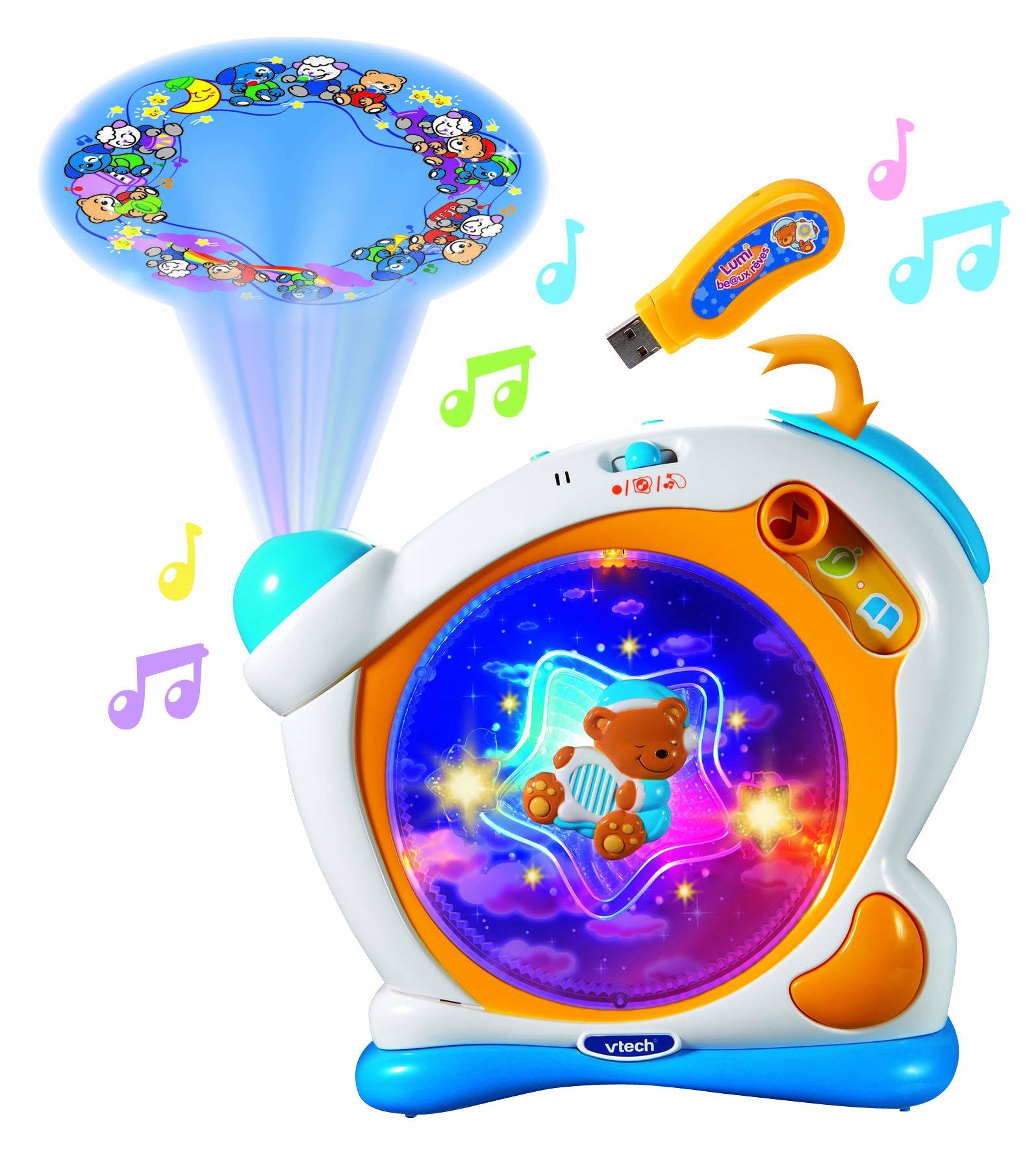 VTech Primera Infancia - Proyector Sueños Music@Les 80-079422 ...