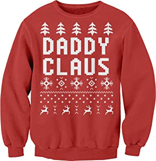 daddy claus sweater