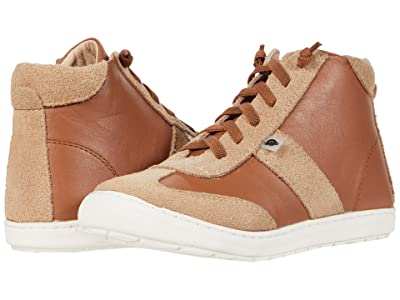 Old Soles Travel High-Top (Toddler/Little Kid) (Tan/Tan Suede) Boy