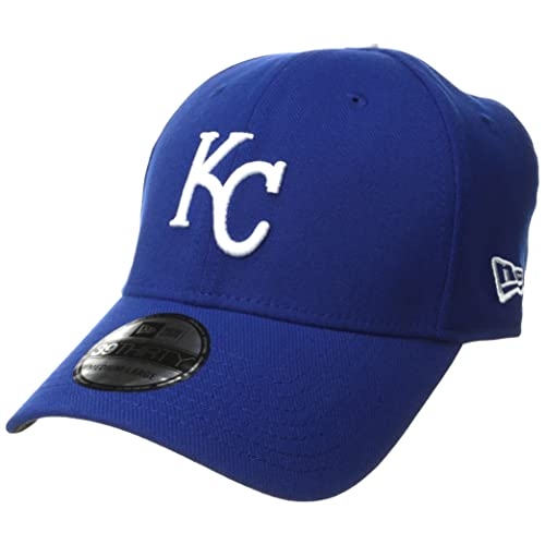 MLB Kansas City Royals Team Classic Game 39Thirty Stretch Fit Cap 7364f237d6e5