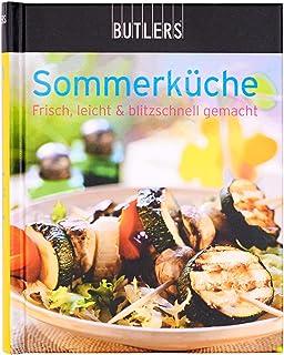 BUTLERS sommerküche mini livre de cuisine