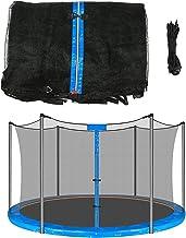 QYK -Ronde trampoline-behuizing,hekvervanging veiligheidsgaas,vervangende trampoline-veiligheidsnetbehuizing,trampoline-be...