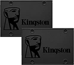 "Kingston 2 Pack A400 SSD 240GB (480GB) SATA 3 2.5"" Solid State Drive SA400S37"