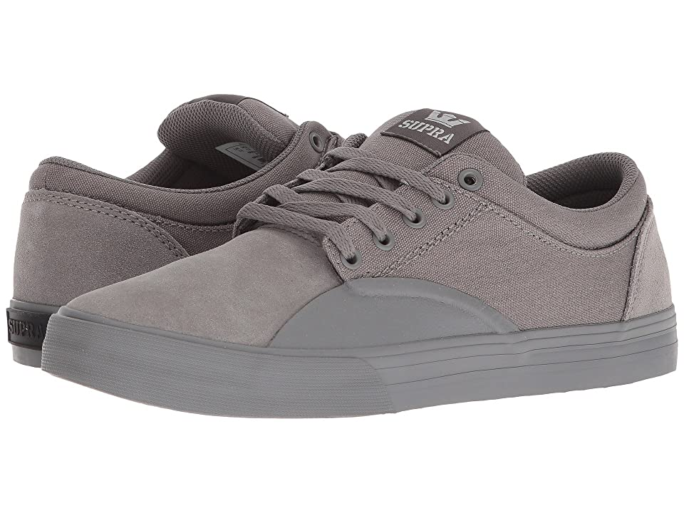 Supra Chino (Grey/Grey) Men