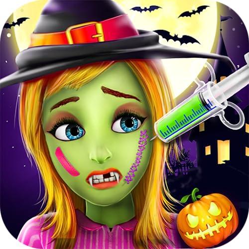 Cuidado do doutor de Halloween