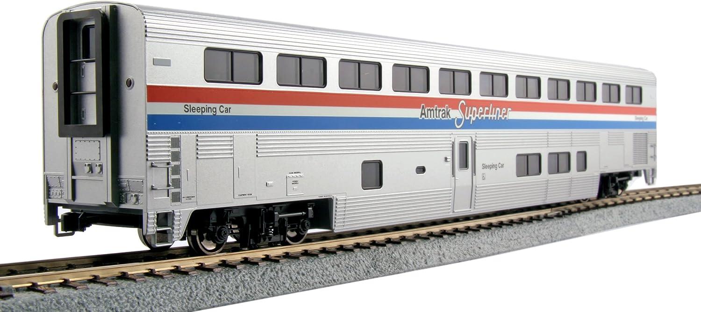 nueva marca Kato USA Model Train Products Amtrak Amtrak Amtrak Phase III súperliner Sleeper  cómodamente